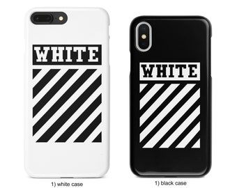 ce0aaf04da12e OW off-white phone case for iPhone Xs Max Xr 10 X 7 8 6 Plus