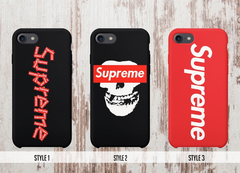 coque iphone xr supreme homme