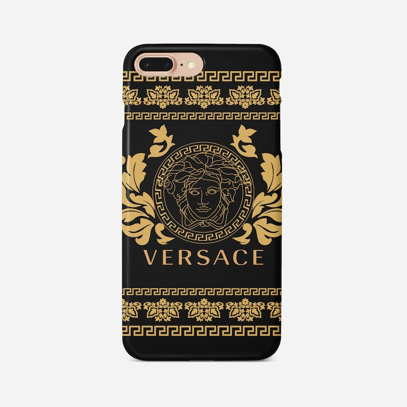 coque versace iphone 8 plus