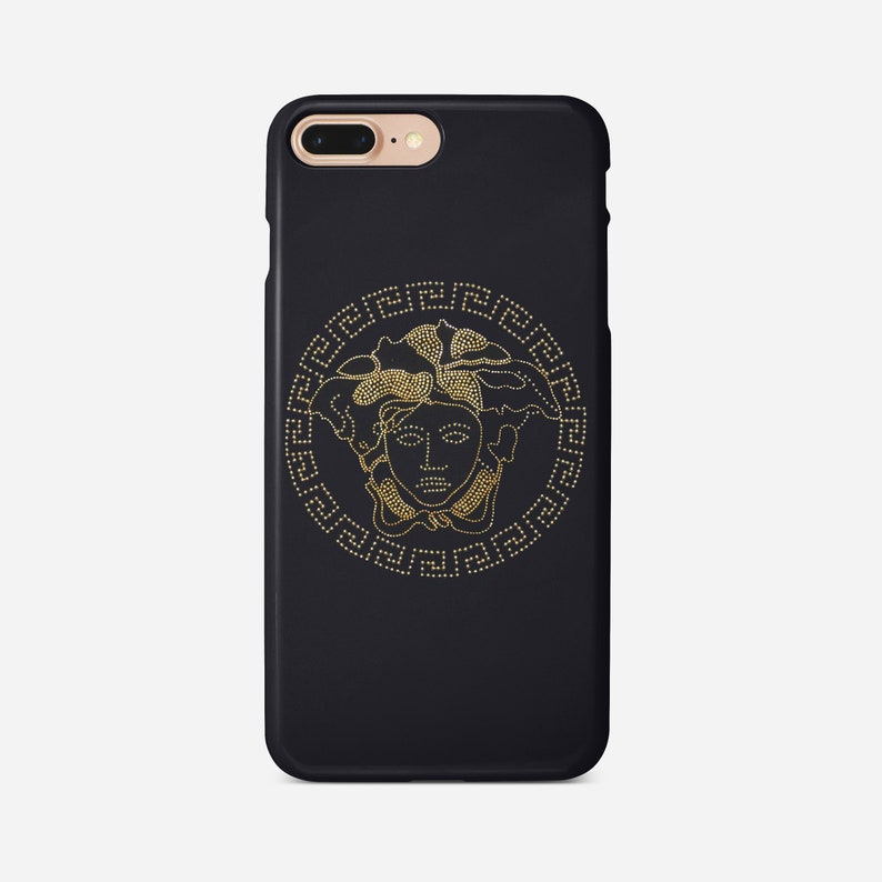 cheap for discount cabda 1391c Versace phone case for iPhone 10 X 7 8 6 Plus, Samsung S8 S8 S9 Plus S7