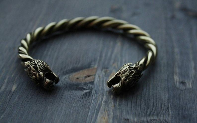 b25bb41470bcb Wolf mythology, Viking bracelet, Mens stainless steel bracelets, Mens metal  bracelets, Mens wrist bracelet, Designer bracelets, Wolf jewelry