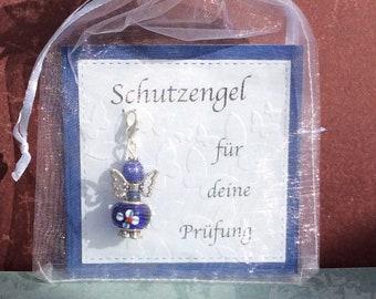 Lucky Charm Angel,Card,Organza Bag
