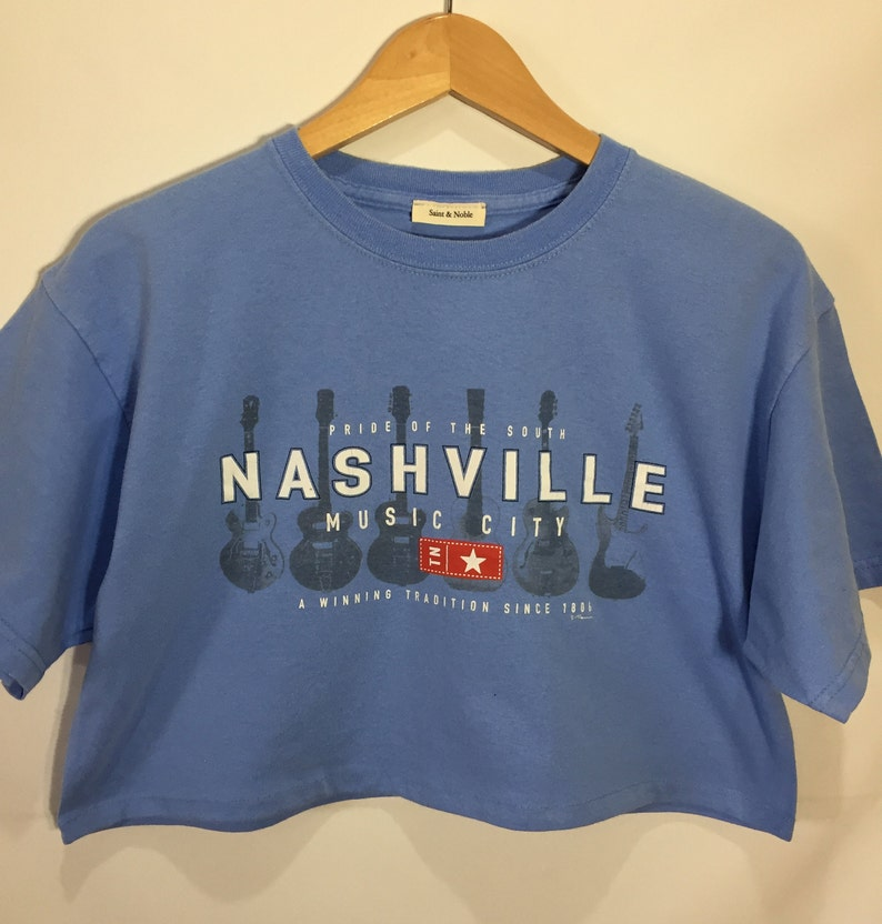 SMALL Nashville Music City