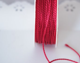 Cord red 10 m