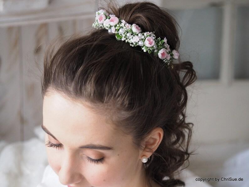 Communion Wreaths Hair Jewelry Anni image 0