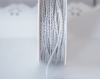 Cord grey 10 m