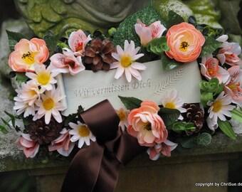 Tomb Flowering