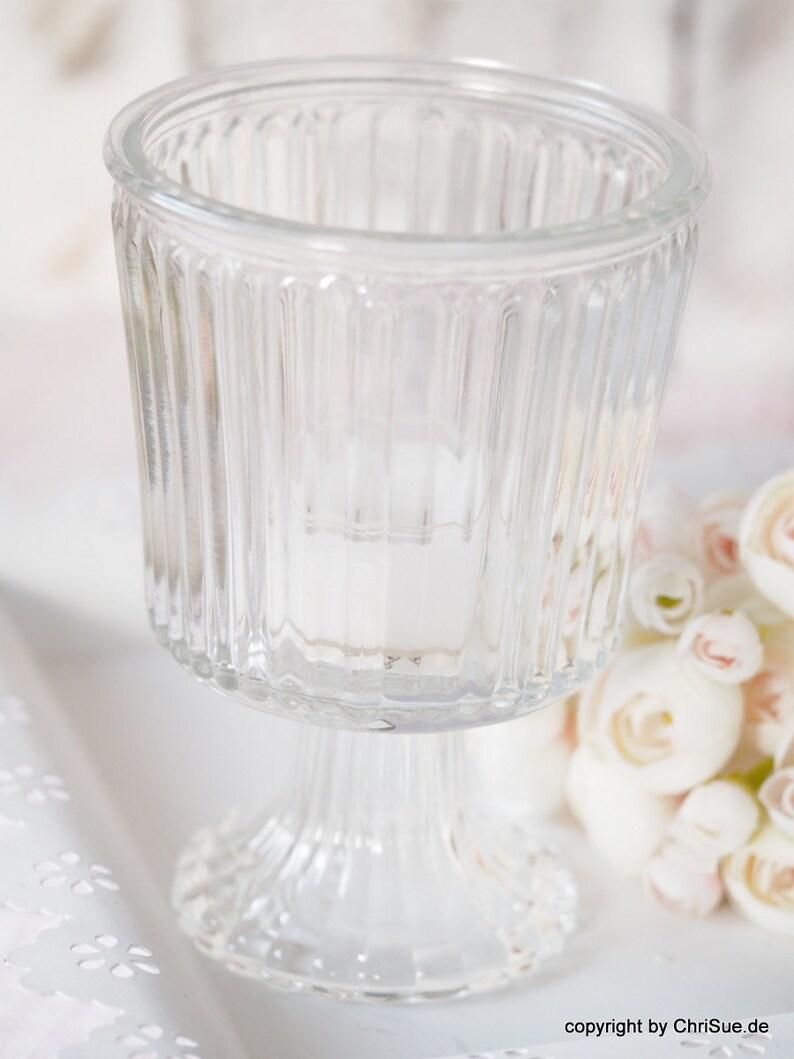 Wedding deco vases 10 pcs.