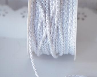 Cord white 5 m