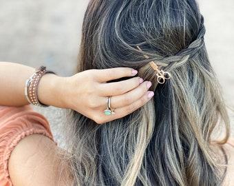 Boho Scissor Hair Clip Barrette