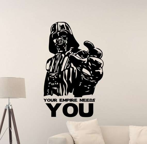 Star wars canvas quotes wall decal painting pop art poster ❤️ Luke Skywalker