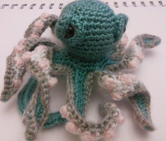 Accessoire coiffure de coiffure Accessoire de Cthulhu Octopus de Lovecraft en Turquoise 661547