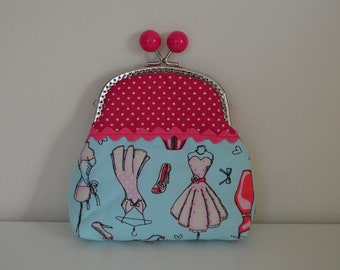 Ironing bag,clip bag,cosmetic bag dresses Christmas gift