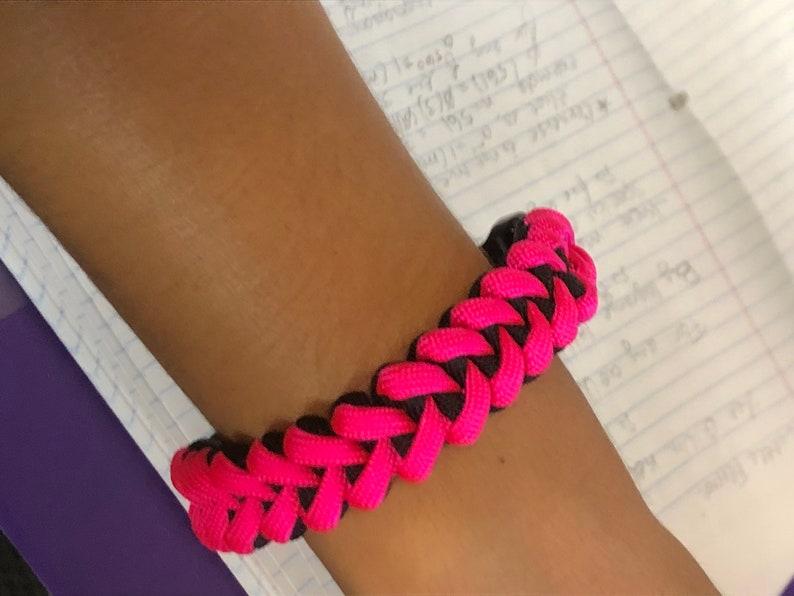 4d607e69e3 Pink and Black Attack