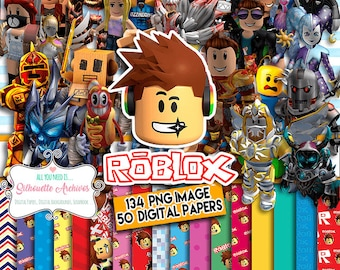 Roblox Xbox Characters Download Roblox Etsy