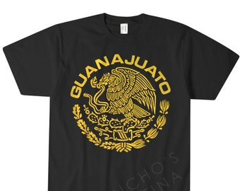 6f76ebdba00 Guanajuato Mexico T-Shirt Black