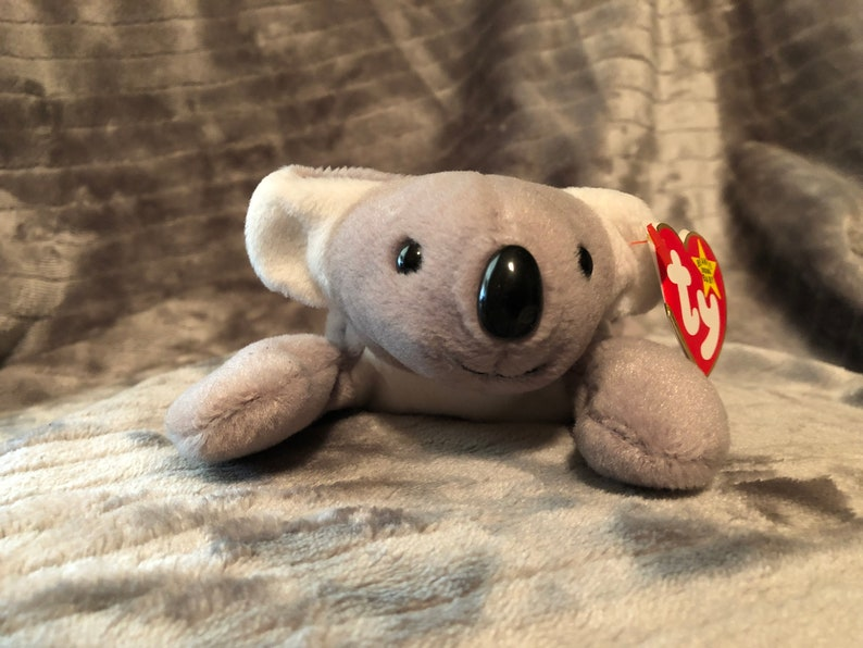 df72d0a4a68 TY 1st Edition Mel Beanie Baby Mint Condition