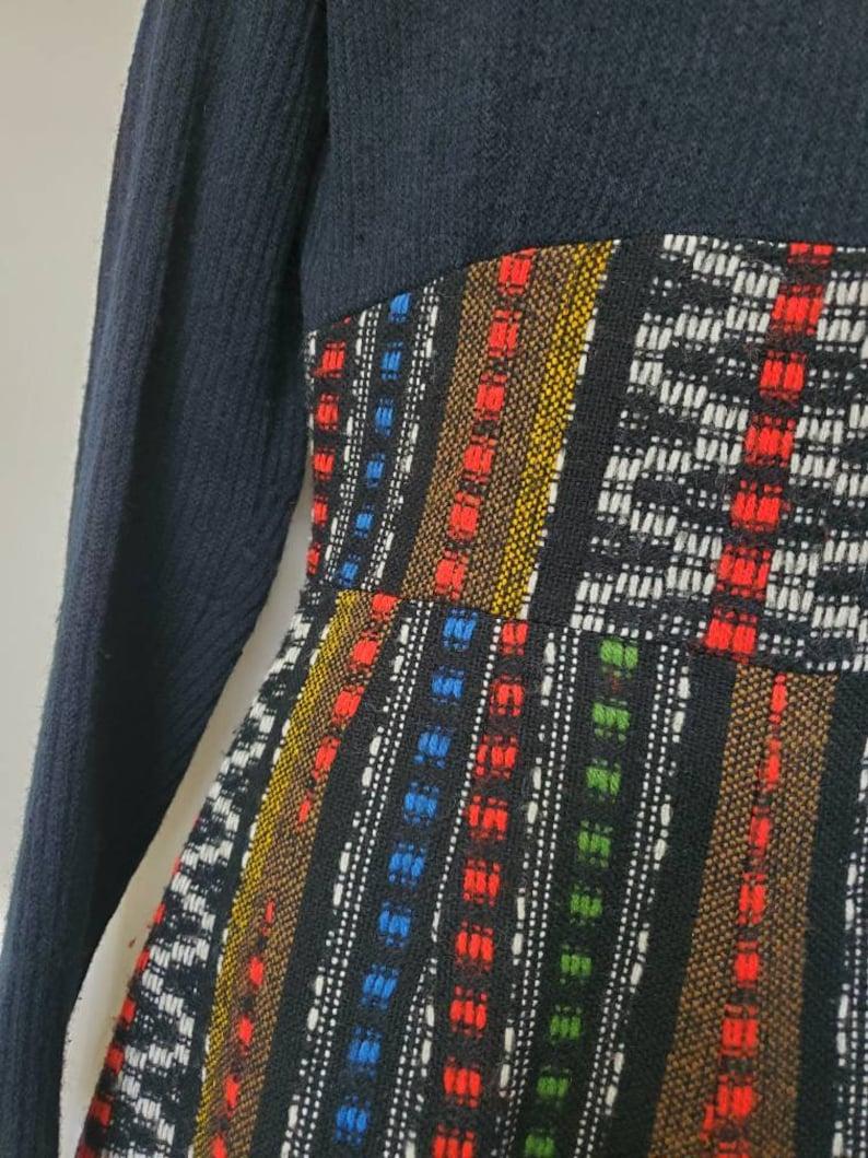 70/'s Vintage Knit Jumpsuit
