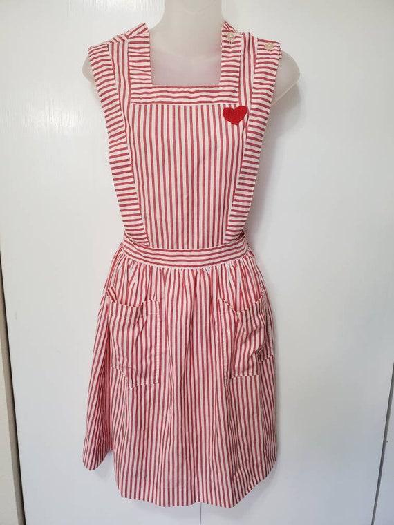 Vintage Candy Striper Uniform