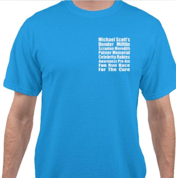 The Office Fun Run T-shirt