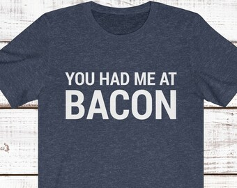 BACON IS MEAT CANDY MENS T SHIRT FUNNY JOKE DESIGN BIG SIZES S-5XL QUALITY TOP