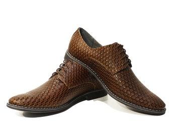 04ce63b8dd94e Modello Gino Handmade Colorful Italian Men Shoes   Etsy
