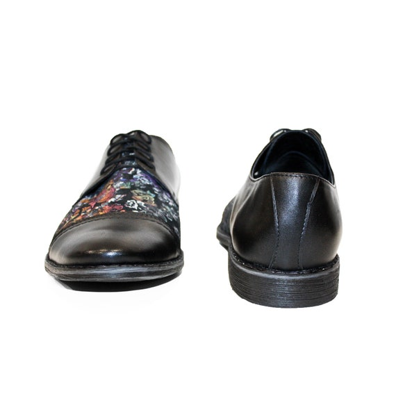 Modello Jacykollo Handmade Colorful Italian Men Shoes