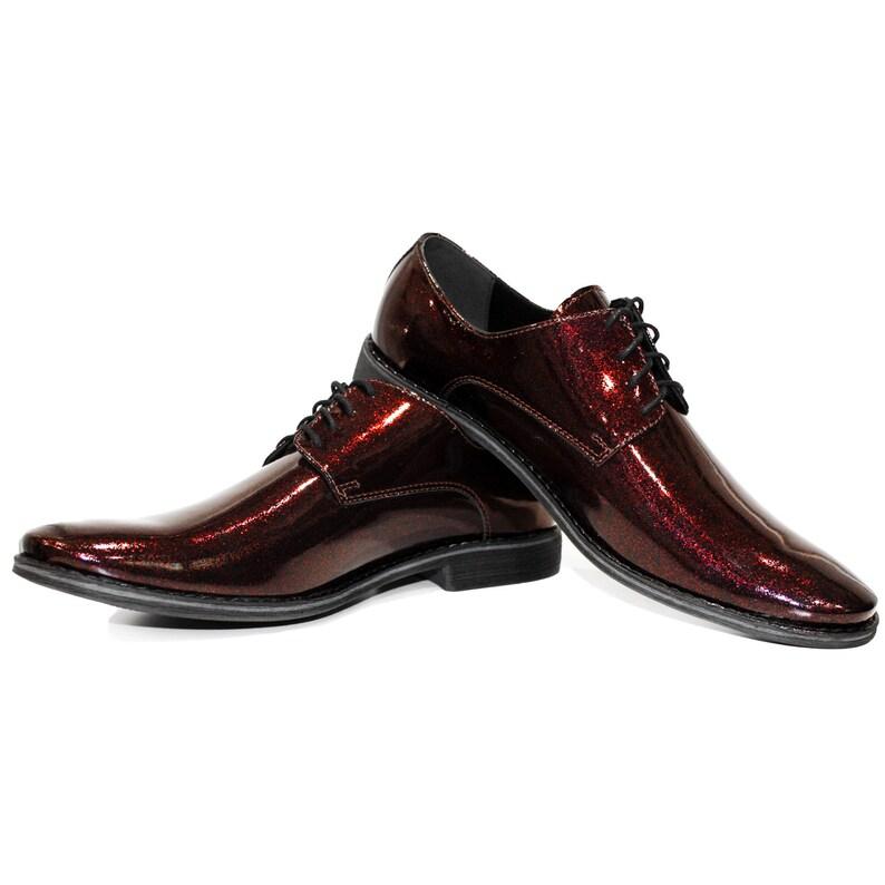 4815e822aec Modello Redparty Handmade Zapatos Coloreados Italianos