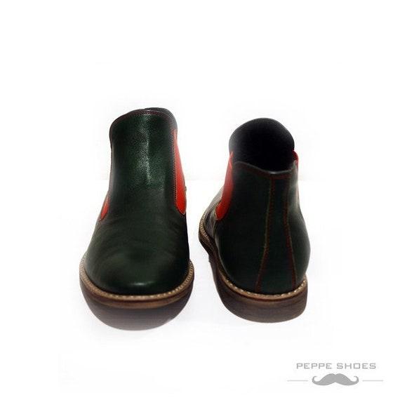 Modello Garda Handgefertigt Italienische Schuhe Herren