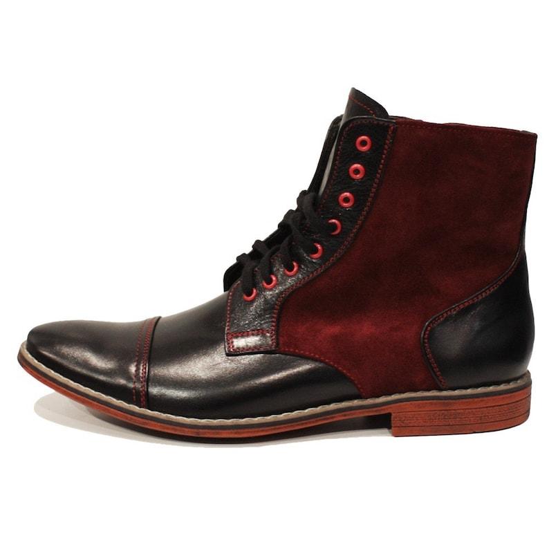 Modello Garione Handgefertigt Italienische Schuhe Herren