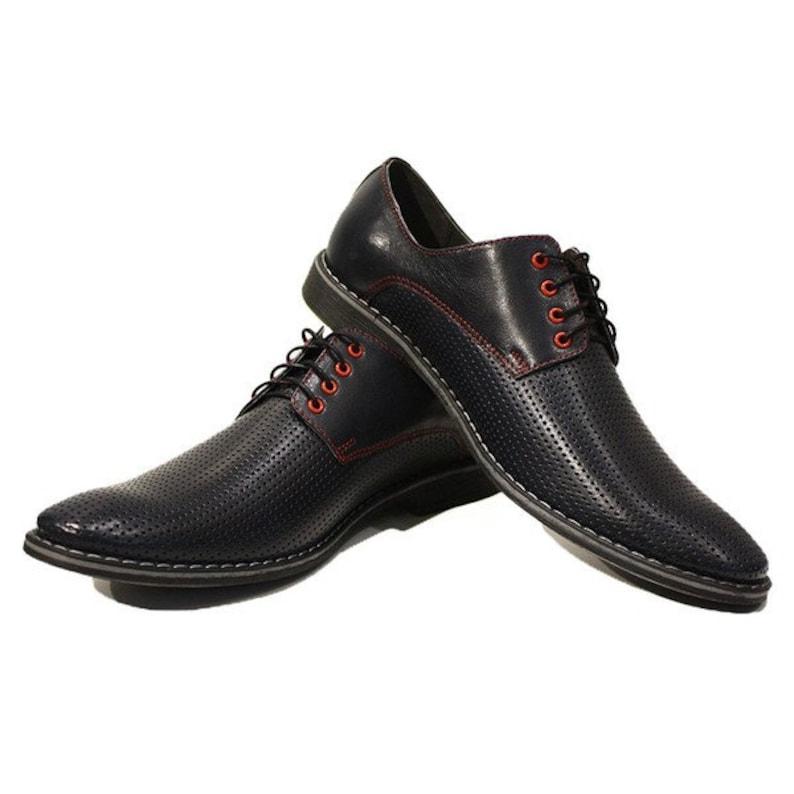 Handmade Colorful Italian Men Shoes Modello Giacinto