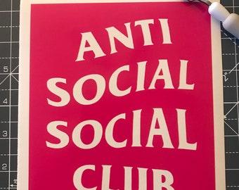 34f4d1792380 Anti Social Social Club Box Viny Decal