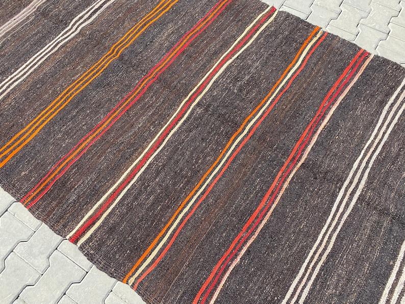 Home Decor Rug Area Rug Vintage Kilim Rug Anatolia Kilim Rug Floor Rug 5/'2x10/'4 Ft Ethnic Rug Maimana Kilim Rug Decorative Kilim Rug