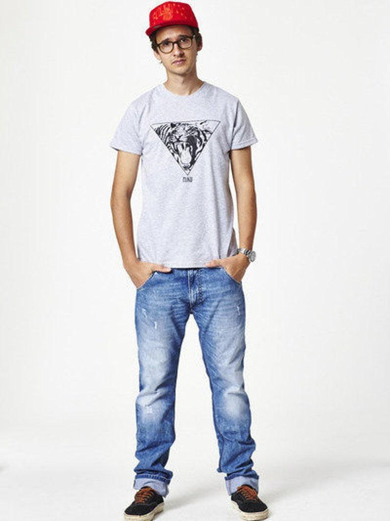T-Shirt  Boys  Tiger Miau  the last one  image 0