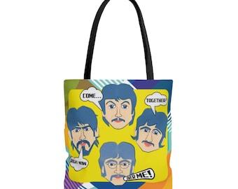 Tote Bag  - Beatles original illustration