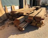 Oak Wood Bean Bean Boards solid wood Dried