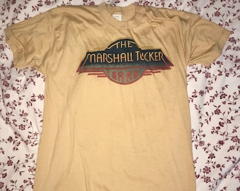 5309a96ad0e04 Marshall Tucker Band Vintage Summer Tour 1980 T-shirt - 38 YEARS OLD  )