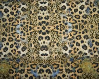 itenga Geschwister Schultüte 35cm Muster Leopard ALLES GUTE Geschenkverpackung