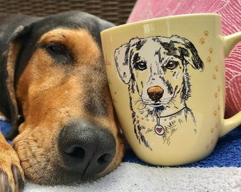 GentleCat© Animal Protection Mugs · Dog