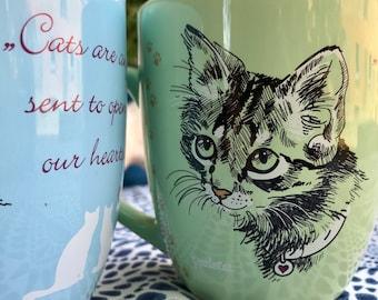 GentleCat© Animal Protection Mugs · Cat