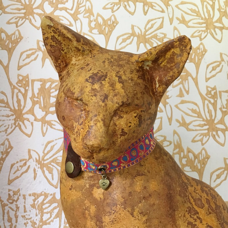 GentleCat © Customized safety collar for cats image 0