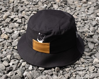 4b0fe6f1139e Brain Damage Bucket Hat / Summer Hat