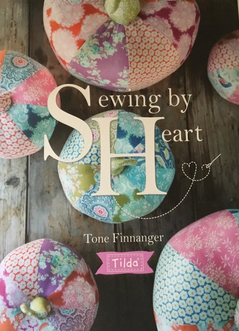 e4352c026c Tilda-Book Sewing by Heart image 0 ...