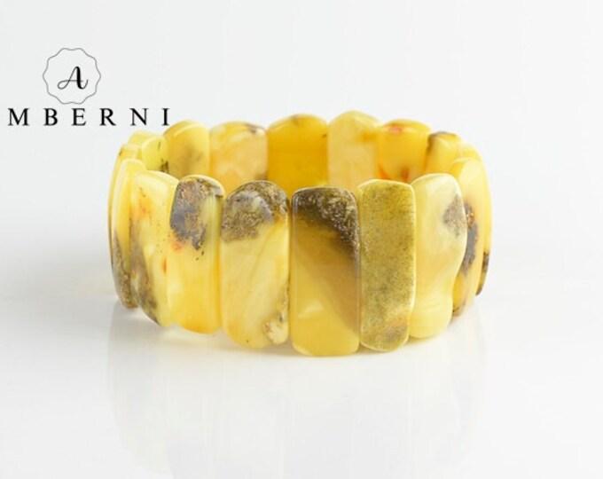 Baltic Amber Bracelet Jewelry