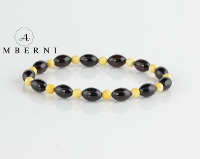Genuine Amber Bracelet