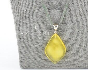 Baltic Amber Pendant