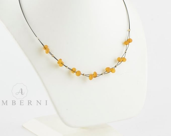 Baltic Amber Necklace