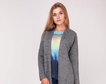 6299b27a99e74 Long cardigan, sweater, coat