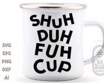 Svg Mug Cup Files Etsy