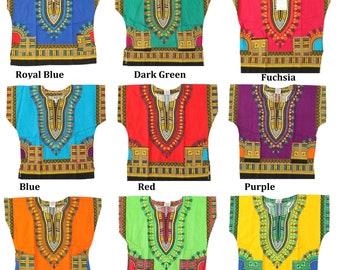 Dashiki Shirt for Kids - Unisex